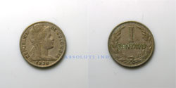 Colombia 1 centavo 1938