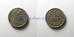 Colombia 1 centavo 1941